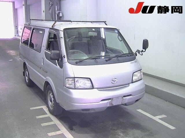 MAZDA / Bongo Van (TC-SK82M)