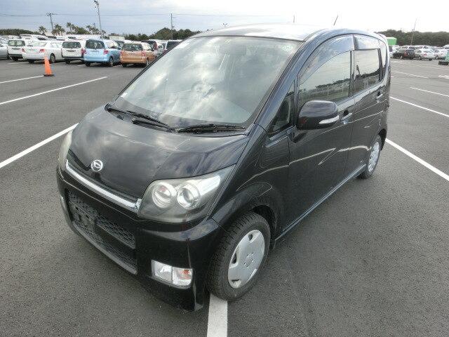 DAIHATSU / Move (DBA-L175S)