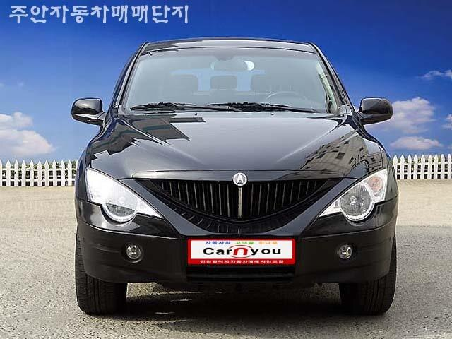 Ssangyong / Actyon