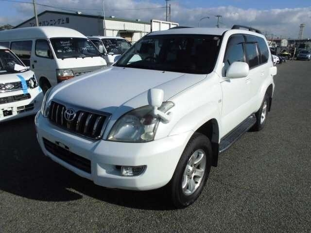 TOYOTA / Land Cruiser Prado (0)