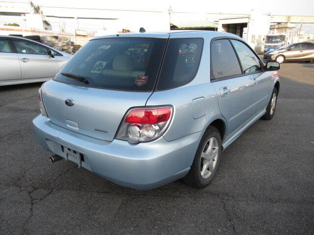 SUBARU Impreza Sportswagon SALEUsed2005BG152942 Niji7