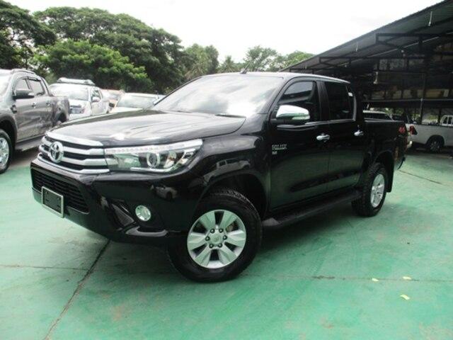 2016 Toyota Hilux  YDBG157112E8E Vehicle Photo