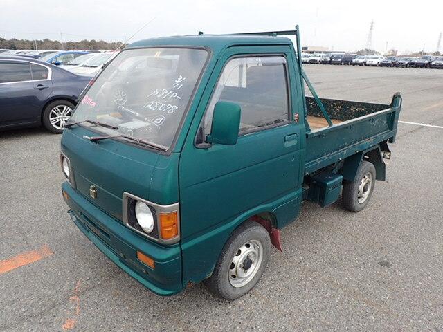 DAIHATSU / Hijet Truck (M-S81P)