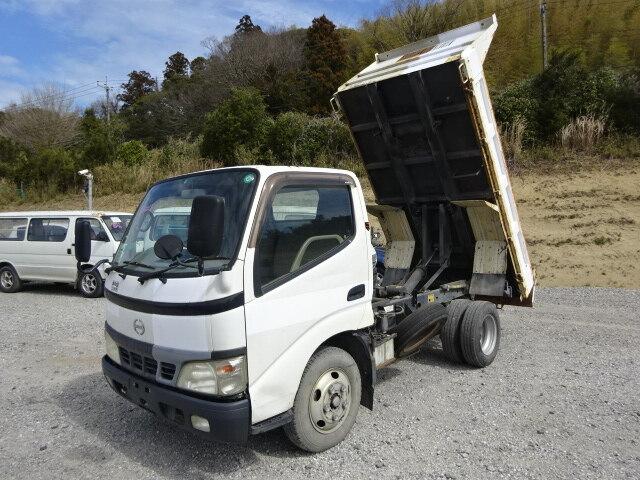 HINO / Dutro (KK-XZU322T)