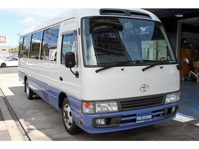 TOYOTA Coaster Big Van