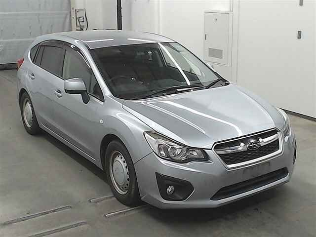 SUBARU / Impreza Sports (DBA-GP2)
