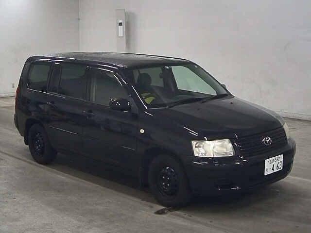 TOYOTA / Succeed Wagon (UA-NCP58G)