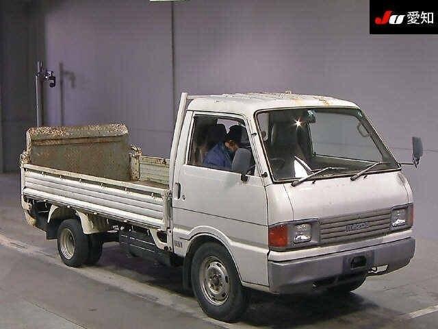 MAZDA / Bongo Brawny Truck (M-SDEAT)