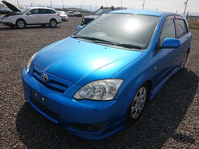 TOYOTA / Corolla Runx/ (TA-ZZE123)