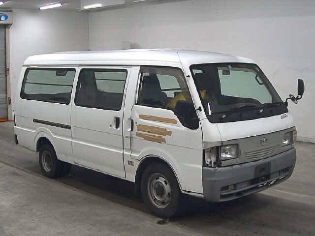 MAZDA / Bongo Brawny Van/ (KR-SKF6V)