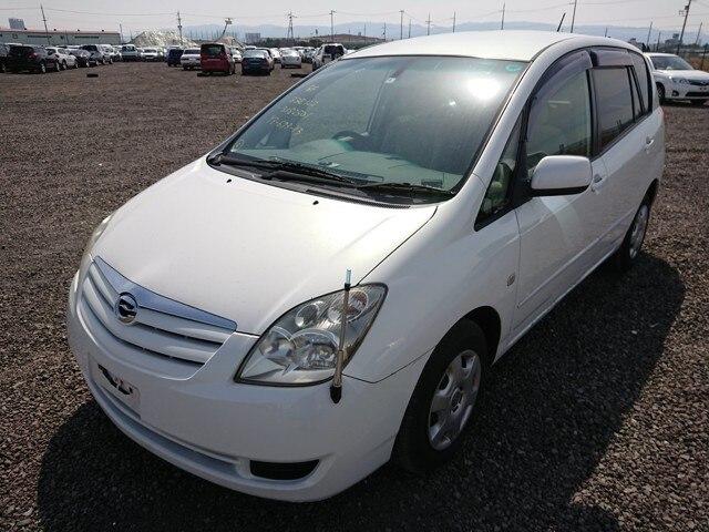 TOYOTA / Corolla Spacio (CBA-ZZE122N)