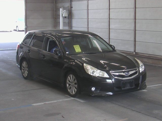 SUBARU / Legacy Touring Wagon (DBA-BR9)