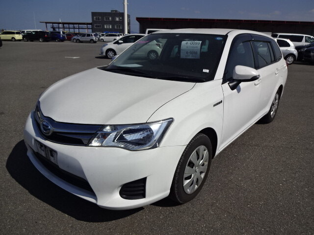 2014 New Import Toyota Corolla Fielder