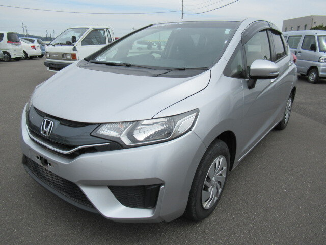 2013 Honda Fit  YDBG184122489 Vehicle Photo