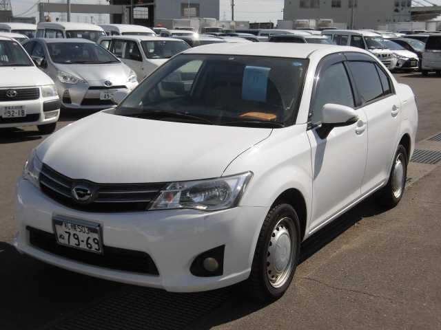 2014 New Import Toyota Corolla Axio
