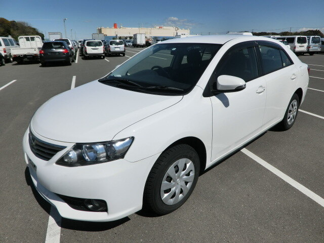 2014 New Import Toyota Allion