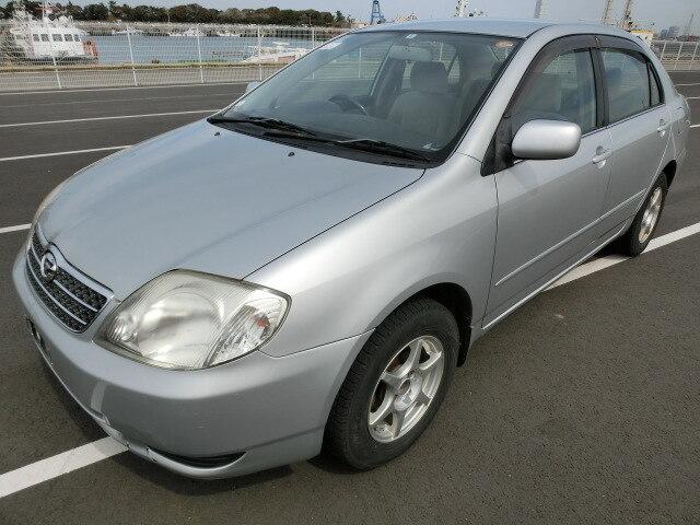 TOYOTA / Corolla Sedan/ (TA-NZE124)