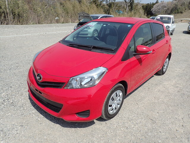 2014 New Import Toyota Vitz Hatchback $713,085.00