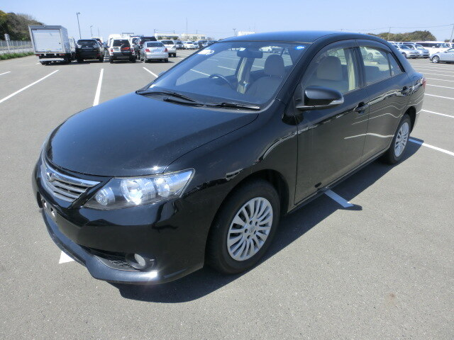 2014 New Import Toyota Allion Sedan $1,036,268.00
