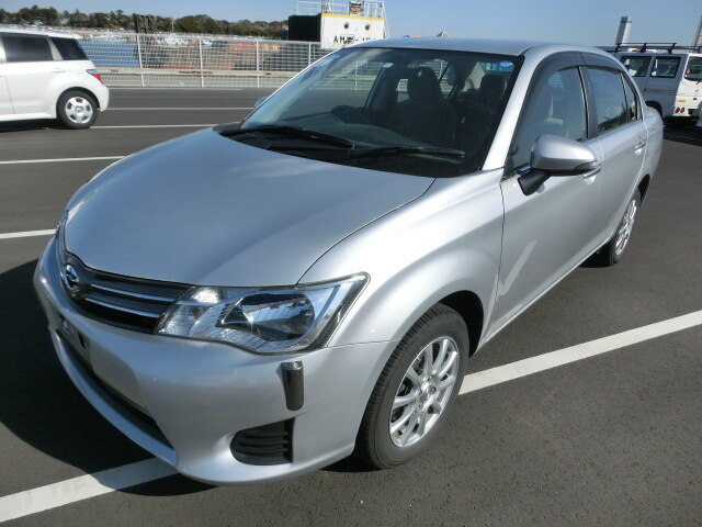 2014 New Import Toyota Corolla Axio Sedan $810,081.00