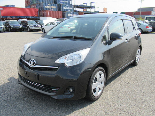 2014 New Import Toyota Ractis Hatchback $661,436.00
