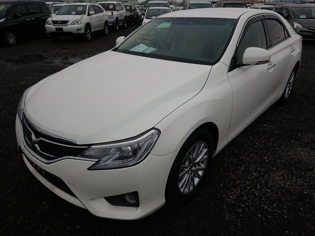 2014 New Import Toyota Mark X