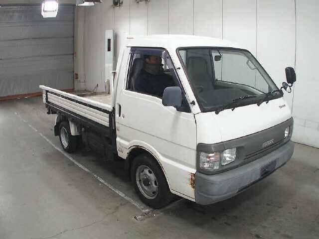 MAZDA Bongo Truck.