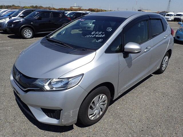 2014 New Import Honda Fit Hatchback $803,642.00