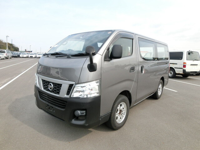 2014 New Import Nissan Caravan Van