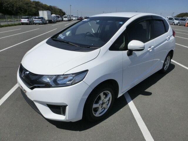 2014 New Import Honda Fit Hatchback $810,081.00