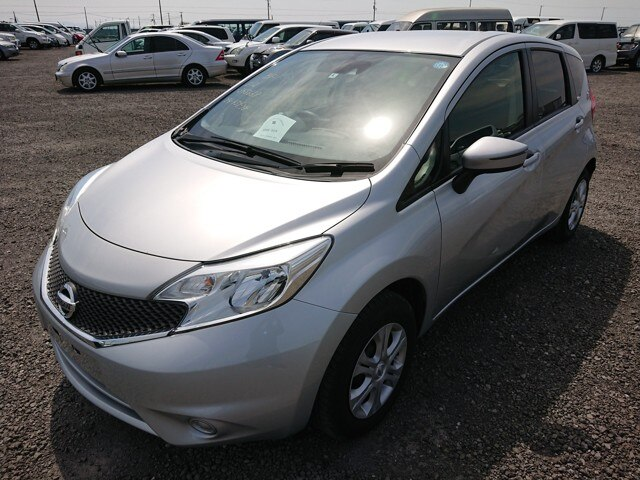 2015 New Import Nissan Note