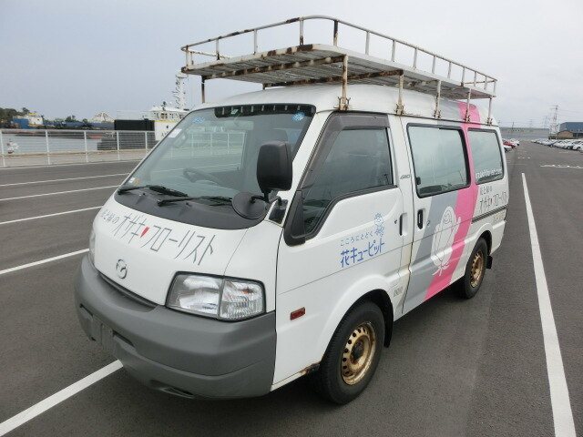 MAZDA / Bongo Van (ABF-SK82M)
