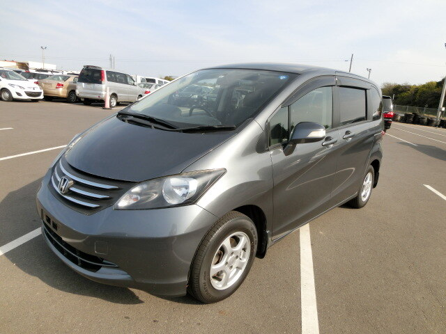 HONDA / Freed (DBA-GB3)