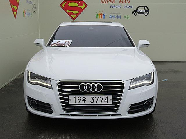 2015 New Import Audi A7 Sedan $6,128,010.00