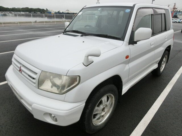 MITSUBISHI / Pajero iO (GF-H76W)