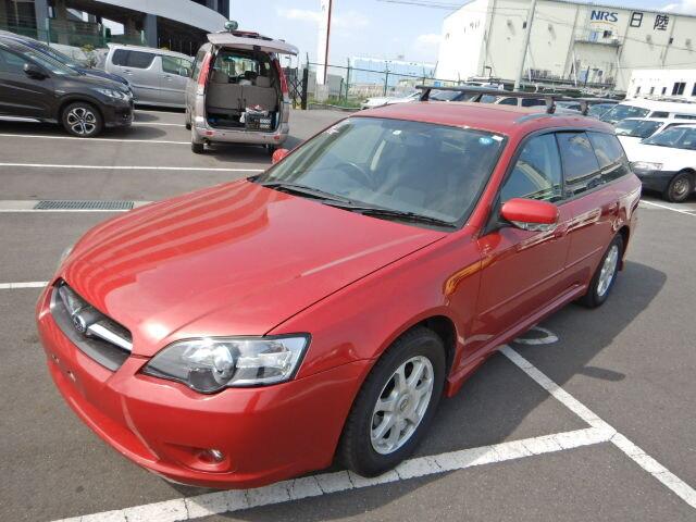 SUBARU / Legacy Touring Wagon (CBA-BP5)