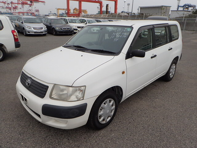 TOYOTA / Succeed Van (CBE-NCP55V)