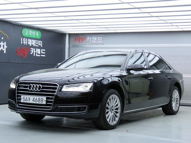 2015 Audi A8  YDBG2928934E6 Vehicle Photo