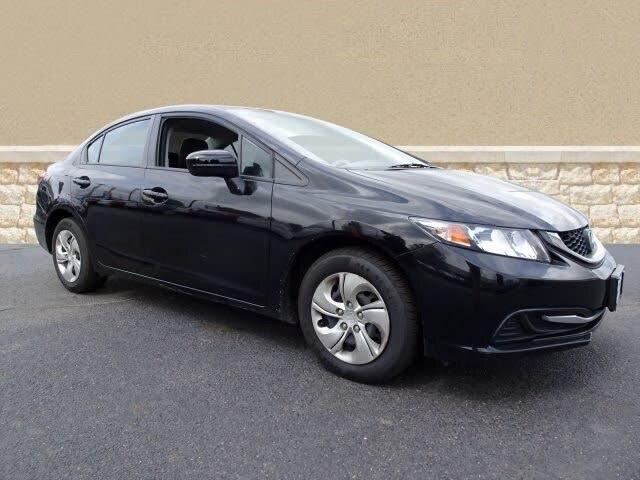 2015 New Import Honda Civic
