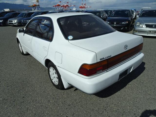 TOYOTA / Corolla Sedan