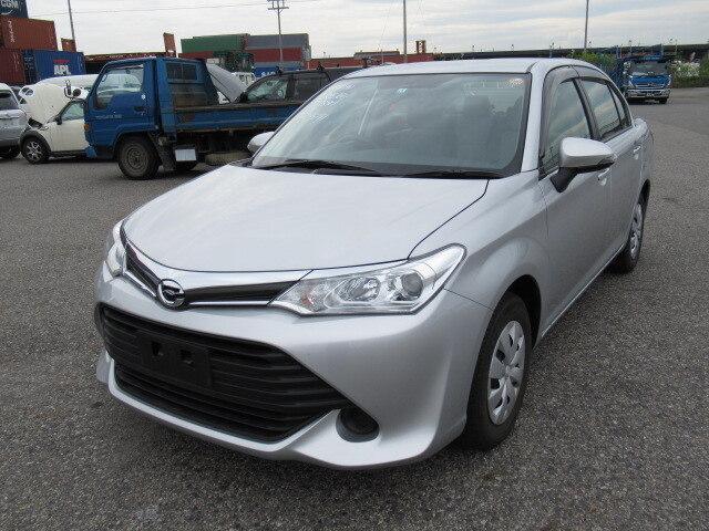 2017 Toyota Corolla Axio  YDBG295191E37 Vehicle Photo