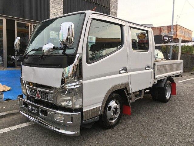 Mitsubishi Fuso Canter Guts SALE(Used)(BG305800)/Niji7 com