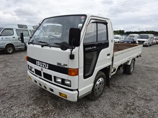 ISUZU / Elf Truck (S-NHR55E)