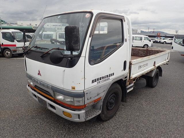 MITSUBISHI / Canter (U-FE516BT)