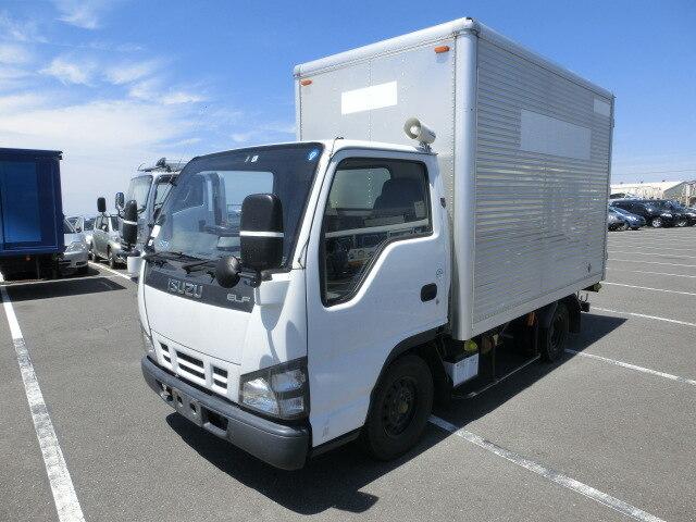 ISUZU / Elf Truck (KR-NHR69N)