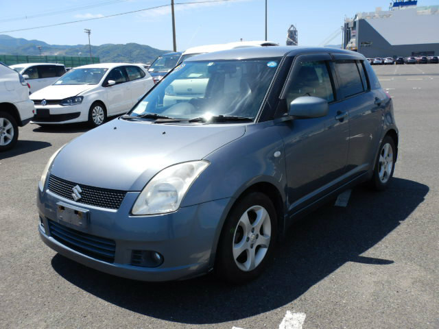 SUZUKI / Swift (DBA-ZC21S)