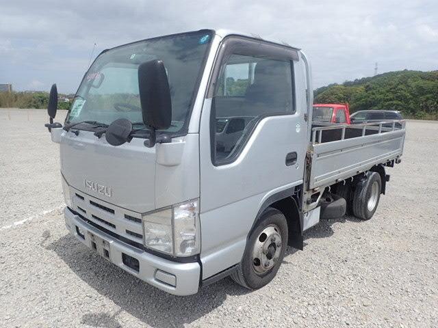 ISUZU / Elf Truck (BKG-NJR85A)