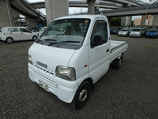 SUZUKI / Carry Truck (GD-DA52T)