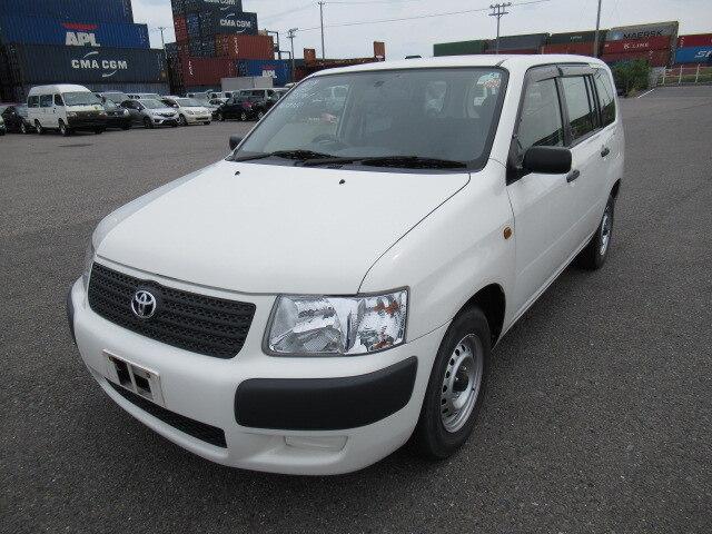 TOYOTA Succeed Van]