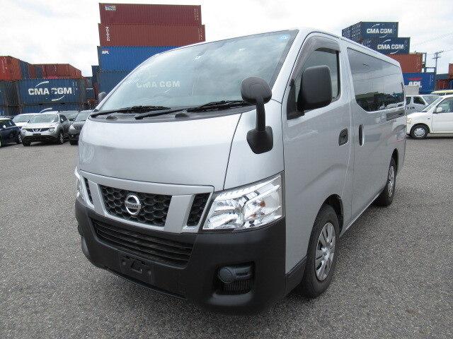 2014 New Import NISSAN Caravan Wagon